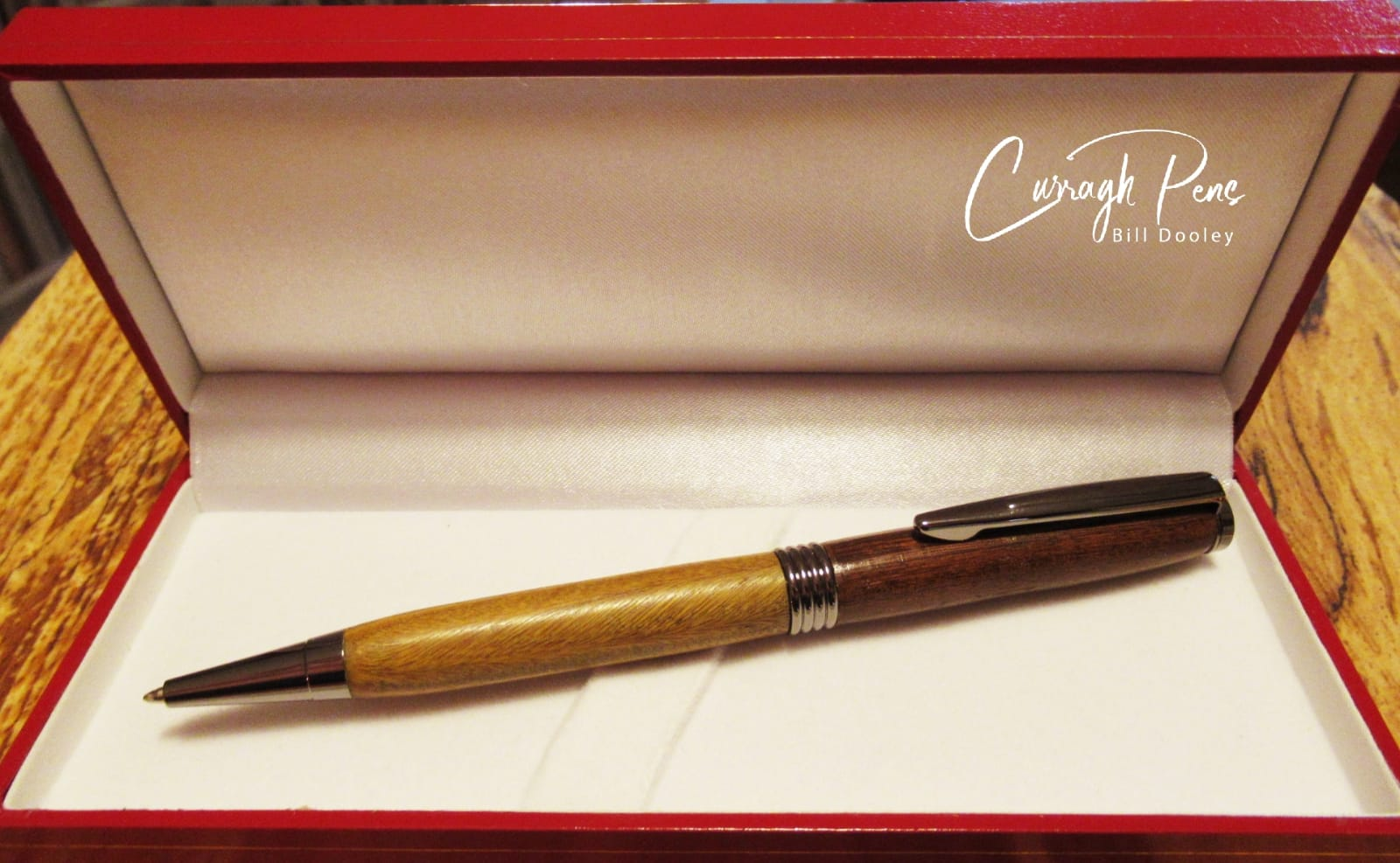 Streamline Pen Lignum
