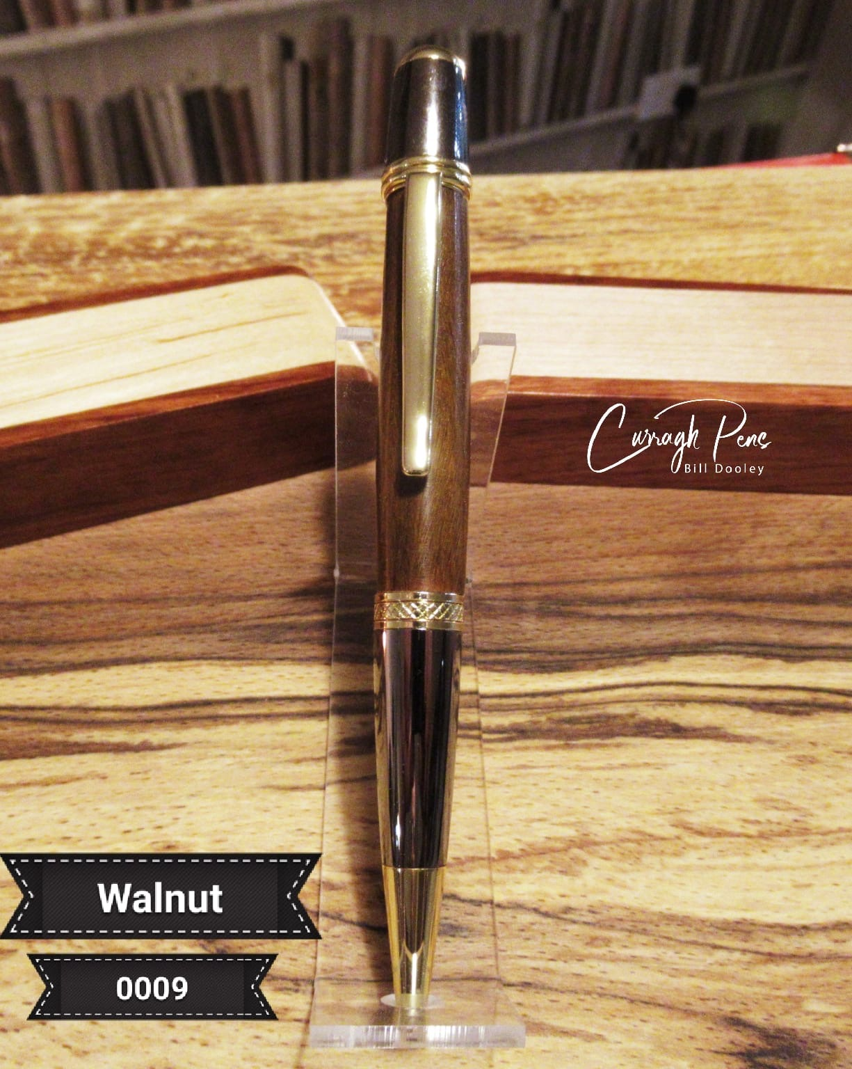 Sierra Pen Walnut