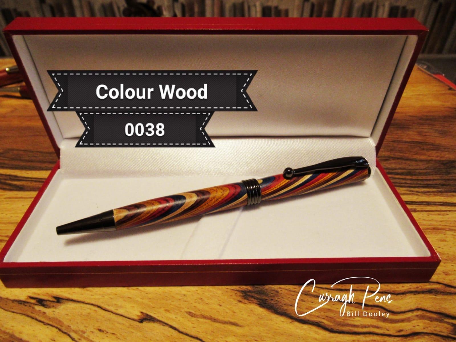 Streamline Pen 0038
