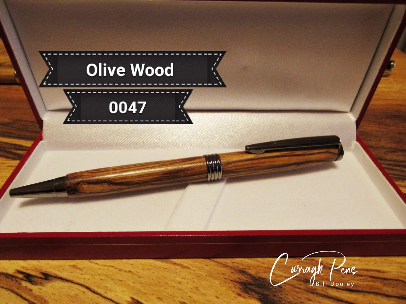 Streamline Pen 0047