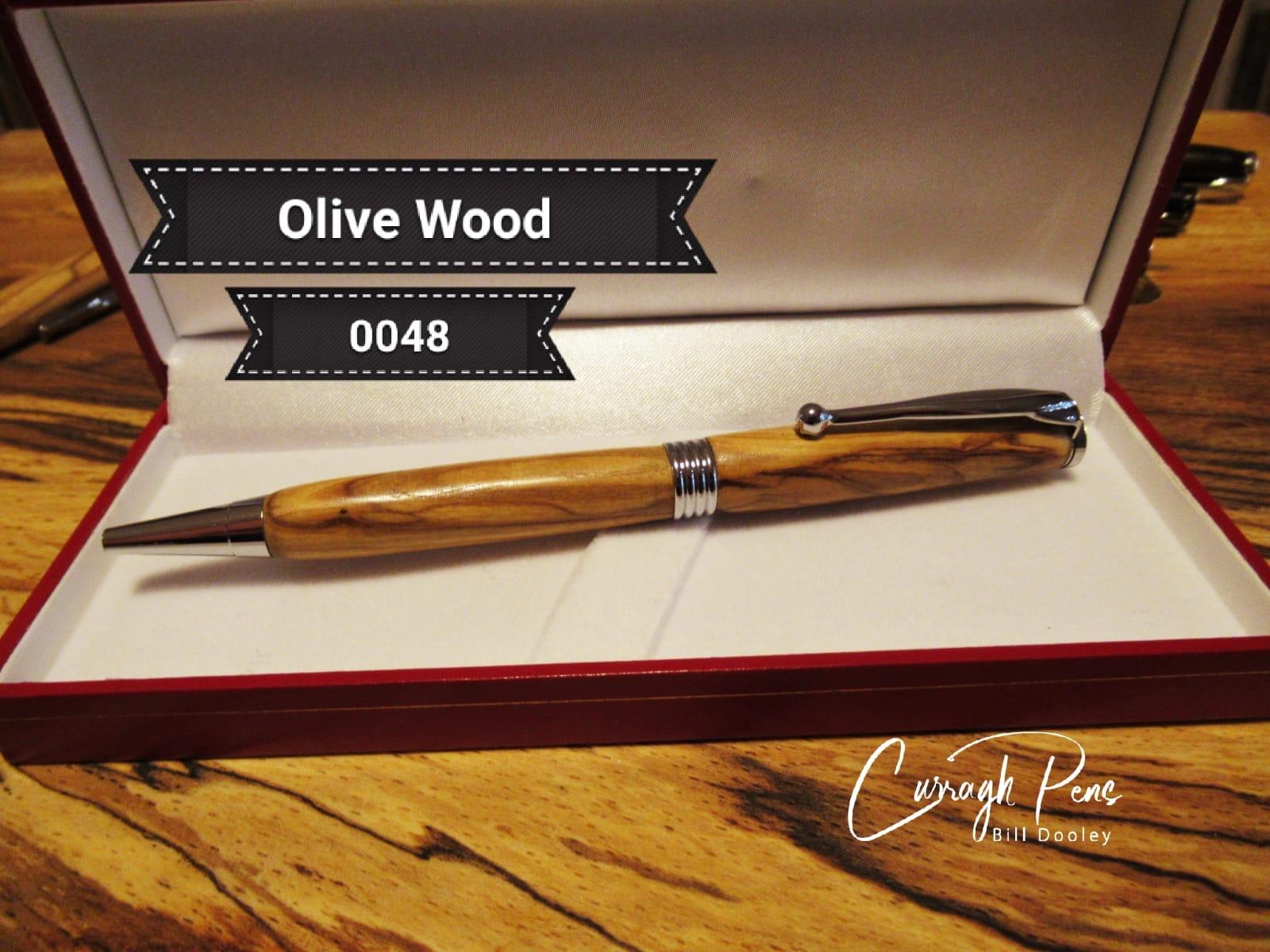 Streamline Pen 0048