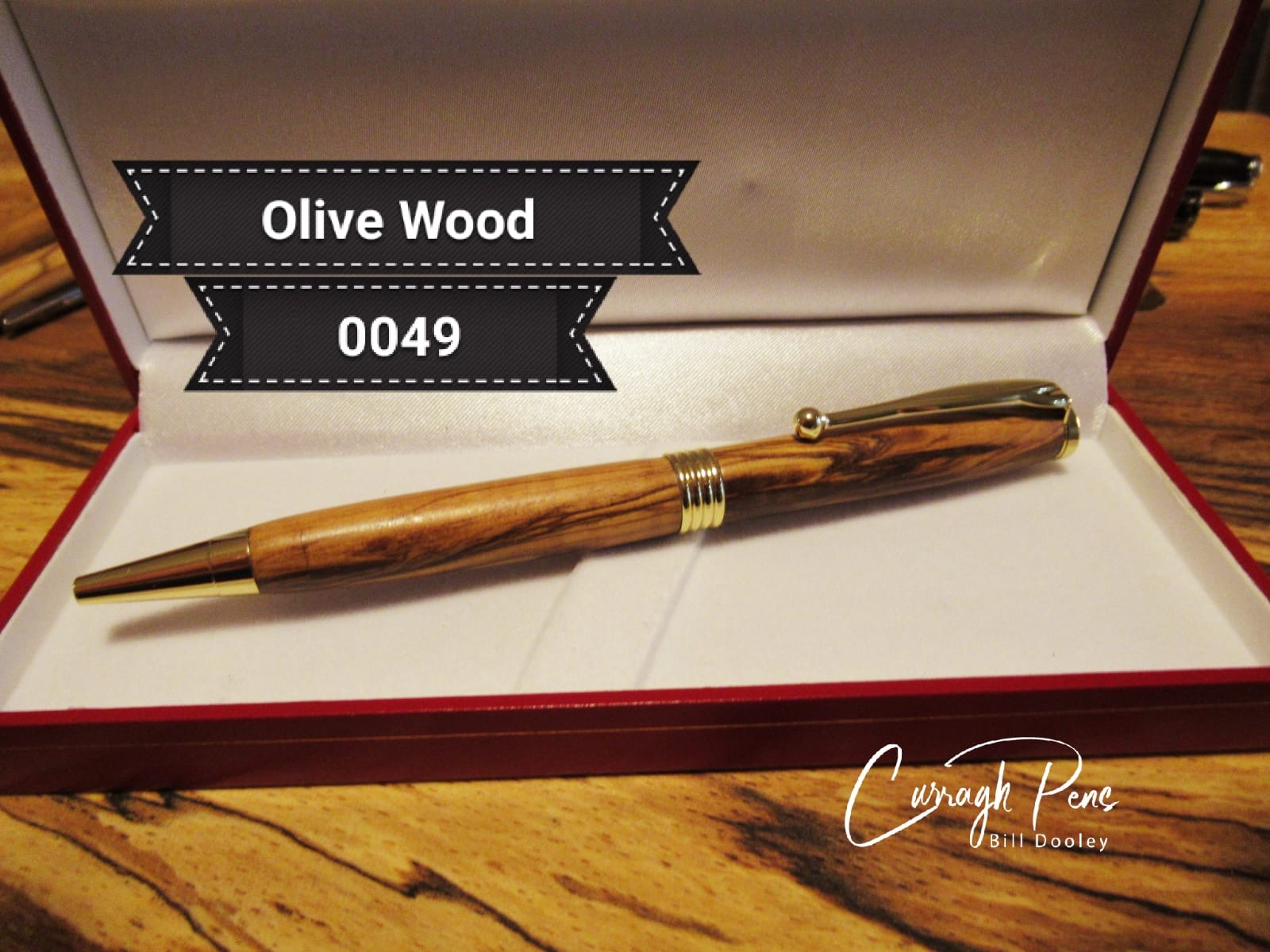 Streamline Pen 0049