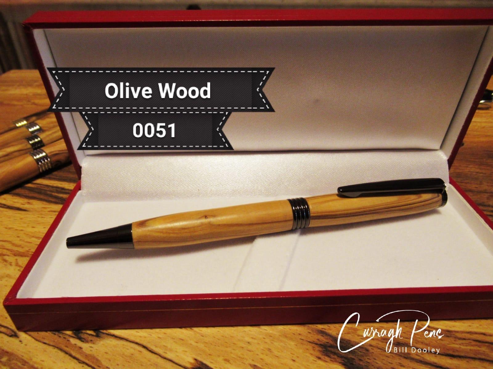 Streamline Pen 0051